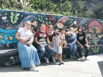 Grafiti Tour Comuna 13 Storia e trasformazione
