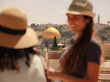 A time travel tour in the Old City of  Jerusalem !