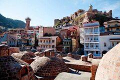 Excursión a pie de día completo a la antigua Tbilisi