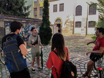 Visita gratuita del quartiere ebraico e del vecchio ghetto