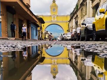 Free walking tour La Antigua Guatemala, entdecken Sie seine verborgenen Schätze
