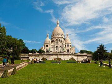Free walking tour Montmartre und Sacred Heart
