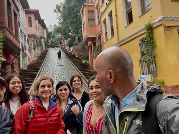 Free Tour Estambul en Español  :   joyas de constantinopla