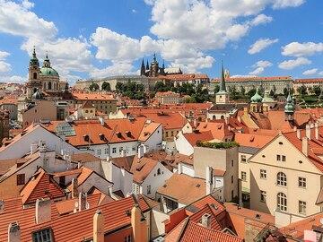 Free walking tour rund um den Hradschin, die Prager Burg und Mala Strana