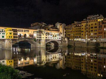 Florencia por la tarde