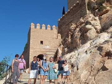 Alcazaba, the city fortress.