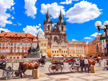 Free Tour por la Ciudad Vieja y Barrio Judío con Pragueando
