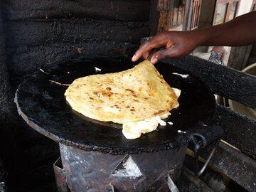 Ugandan Typical Food Cooking Class