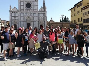Kostenlose Tour Original Florenz: Medici, Renaissance, Gastron...