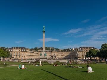 Free Tour por el centro historico de Stuttgart