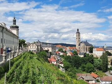 Free walking tour durch die Altstadt von Kutná Hora