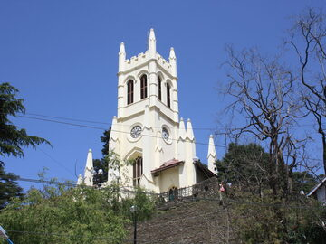 Tour a piedi gratuito - Shimla Heritage Walk