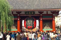 Free tour Asakusa, Tokio