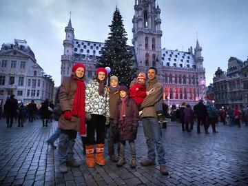 Free Tour por los Mercadillos de Navidad en Bruselas