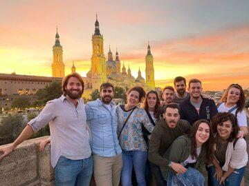 GRAN TOUR von Saragossa