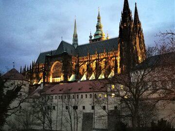 Free Walking Tour Magic Prague: The Castle after hours