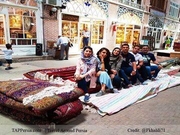 Tabriz Tour a piedi gratuito