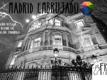 Haunted Madrid Free Tour