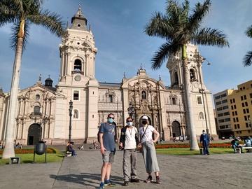 Explorando Lima y Las Catacumbas de San Francisco