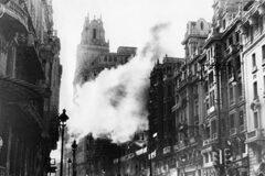 Free walking tour durch Madrid des Bürgerkriegs