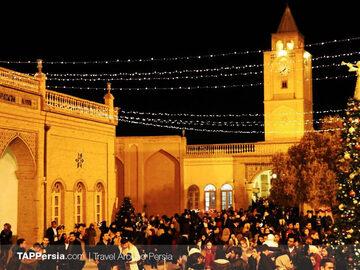 Tour a piedi gratuito di Isfahan | Quartiere armeno al ponte d...