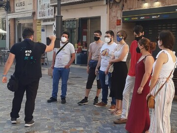 Free Tour know Cartagena with the icues