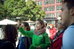 Kostenlose Tour durch die Altstadt von Madrid