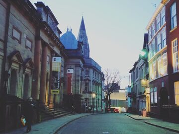 Welcome to Nottingham - Free Walking Tour