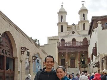 Tour a pie por el viejo Cairo copto e islámico