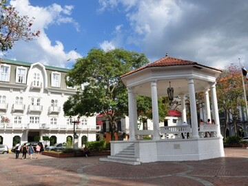 Free Tour to the Walled City of Panama.