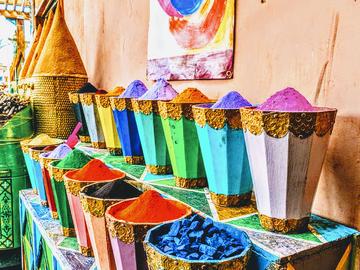 Free tour esencial en Marrakech