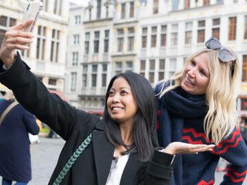 Tour gratuito del Palazzo Reale e del Grand Sablon a Bruxelles