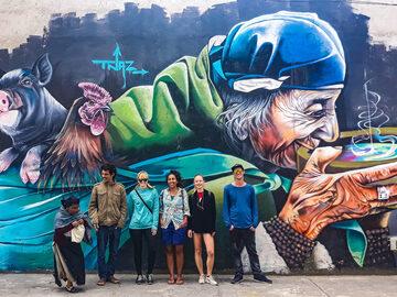 Kostenlose Wanderung zu Kunst und Kultur in Otavalo