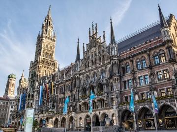Highlights of Munich City Centre