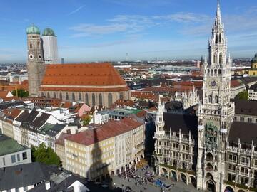 Free Tour of Munich Essential