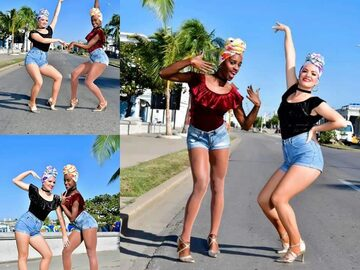 Baila conmigo, baila con Cuba