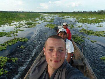 Full day Amazon River