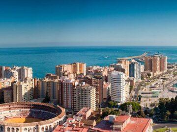 Malaga Viewpoints Free walking tour: Gibralfaro und Alcazaba