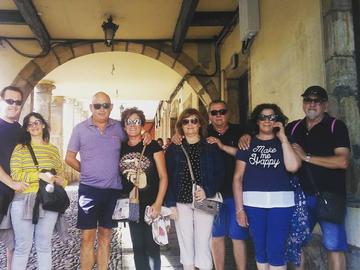 Free walking tour un viaggio nella storia di Avilés