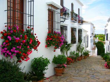 Free walking tour of the old town of Marbella