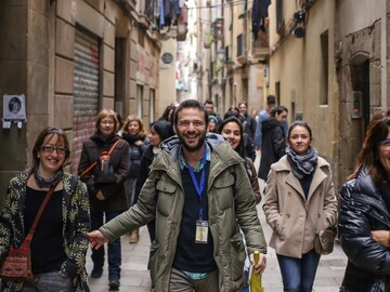 Free Tour through the Old Town of Barcelona