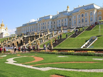 Amazing Peterhof  2 Hour Guided Tour