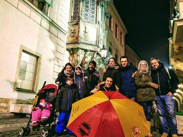 Leyendas y Curiosidades + ¡Atardecer en Praga!