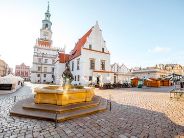 Kostenlose Tour Poznan Historical Center