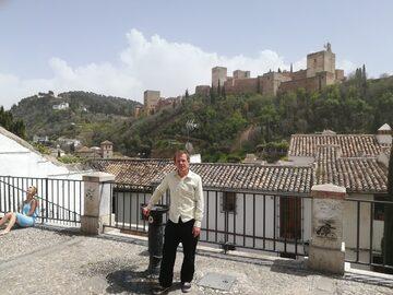 Visita a Granada. Quattro culture.