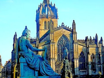 The best of Edinburgh's amazing Old Town (TIP BASED)
