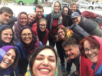 Kostenlose Wanderung im alten Teheran (Persian Walk)