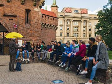 Free Walking Tour della città vecchia di Cracovia