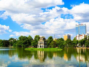 Free walking tour nel centro storico di Hanoi