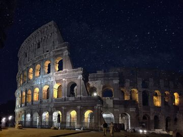 Imperial Rome by Night